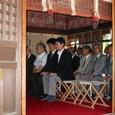 平成22年 埴生神社祭礼